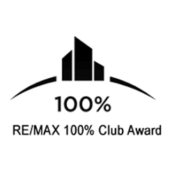 RE/MAX 100% Club Award Logo